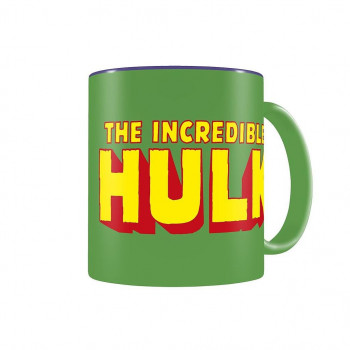 TAZA LOGO THE INCREDIBLE...
