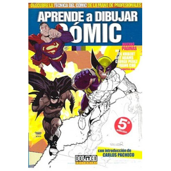 APRENDE A DIBUJAR COMIC VOL. 2 (CARTONE)