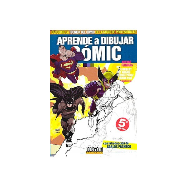 APRENDE A DIBUJAR COMIC VOL. 2 (CARTONE)
