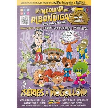 ¡SERIES A MOGOLLON! - LA MAQUINA DE ALBONDIGAS