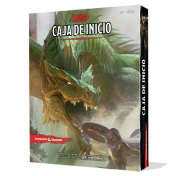 CAJA DE INICIO (STARTER SET) - DUNGEONS & DRAGONS 5ª EDICION