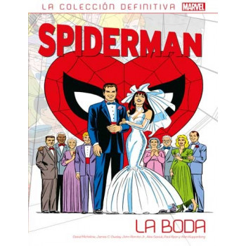 LA COLECCION DEFINITIVA DE SPIDERMAN. 12 LA BODA