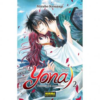 YONA PRINCESA DEL AMANECER 02 (ED. PROMOCIONAL)
