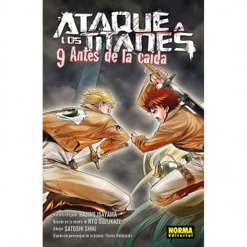 ATAQUE A LOS TITANES ANTES DE LA CAIDA 09