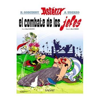 ASTERIX 07: EL COMBATE DE LOS JEFES