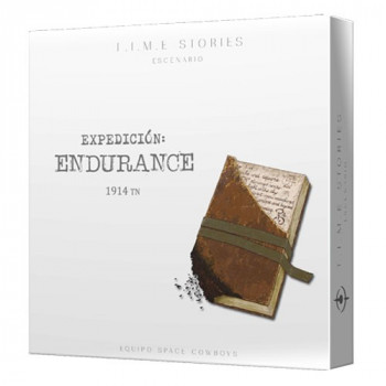 T.I.M.E. STORIES: EXPEDICION ENDURANCE