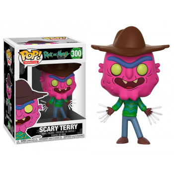 FUNKO POP! 300 SCARY TERRY....