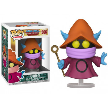 POP! 566 ORKO. HE-MAN MASTERS OF THE UNIVERSE