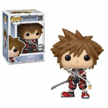 POP! 329 SORA. (BRAVE) KINGDOM HEARTS