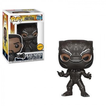 POP! 273 BLACK PANTHER (CHASE). BLACK PANTHER