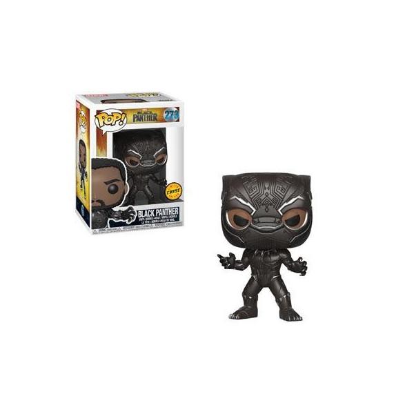 POP! 273 BLACK PANTHER (CHASE). BLACK PANTHER