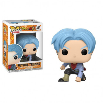 POP! 313 FUTURE TRUNKS. DRAGON BALL SUPER