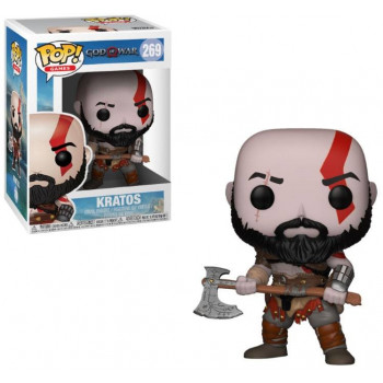 POP! 269 KRATOS. GOD OF WAR