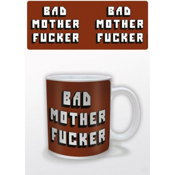 TAZA BAD MOTHER FUCKER. PULP FICTION