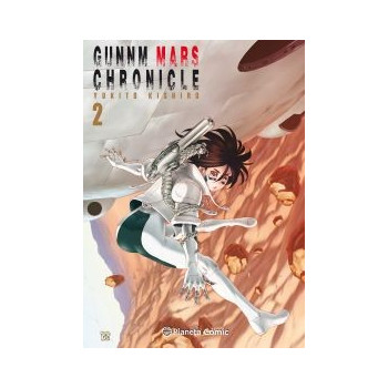 GUNNM ALITA MARS CHRONICLE 02