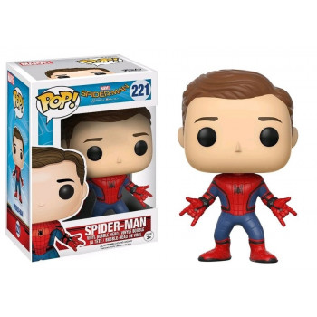 POP! 221 SPIDER-MAN. SPIDER-MAN HOMECOMING
