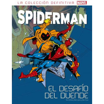 LA COLECCION DEFINITIVA DE SPIDERMAN 13 EL DESAFIO DEL DUENDE
