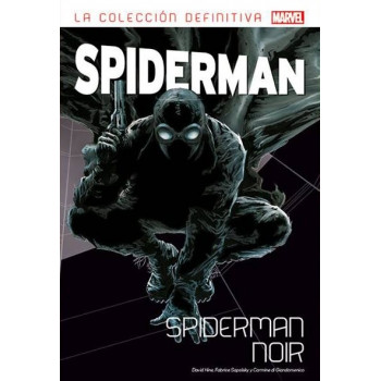 LA COLECCION DEFINITIVA DE SPIDERMAN 14 SPIDERMAN NOIR