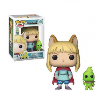 POP! 328 EVAN & HIGGLEDY. REVENANT KINGDOM