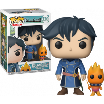 POP! 330 ROLAND & HIGGLEDY. REVENANT KINGDOM