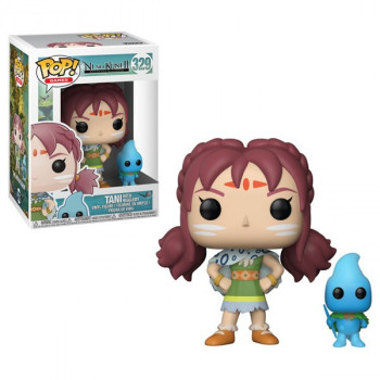 POP! 329 TANI & HIGGLEDY. REVENANT KINGDOM