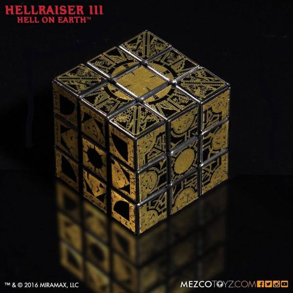 REPLICA CAJA DE LEMARCHAND 9cm. HELLRAISER III