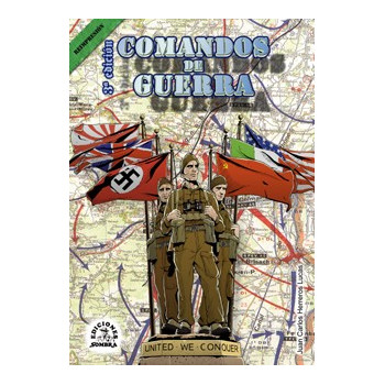 COMANDOS DE GUERRA 3ª EDICION
