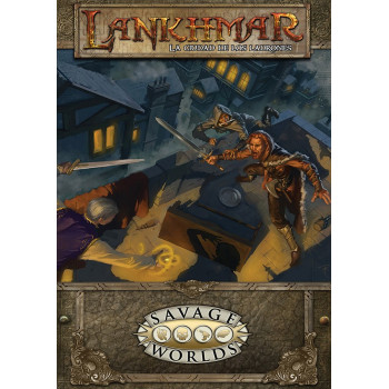 SAVAGE WORLDS - LANKHMAR LA...
