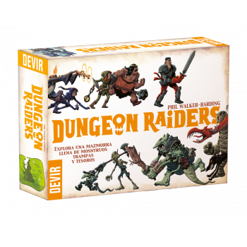 DUNGEON RAIDERS (EDICIÓN 2018)