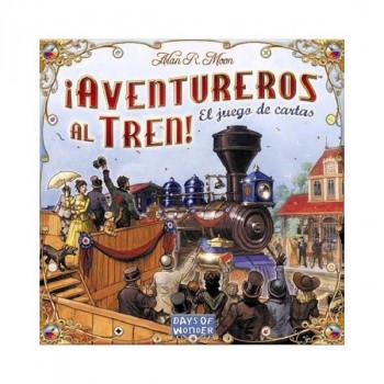 AVENTUREROS AL TREN - EL...