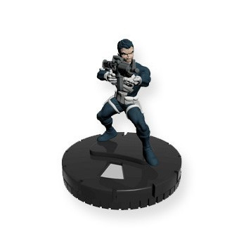 FIGURA M15-015 PUNISHER - HEROCLIX (LIMITADA)