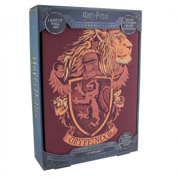 LAMPARA GRYFFINDOR. HARRY...