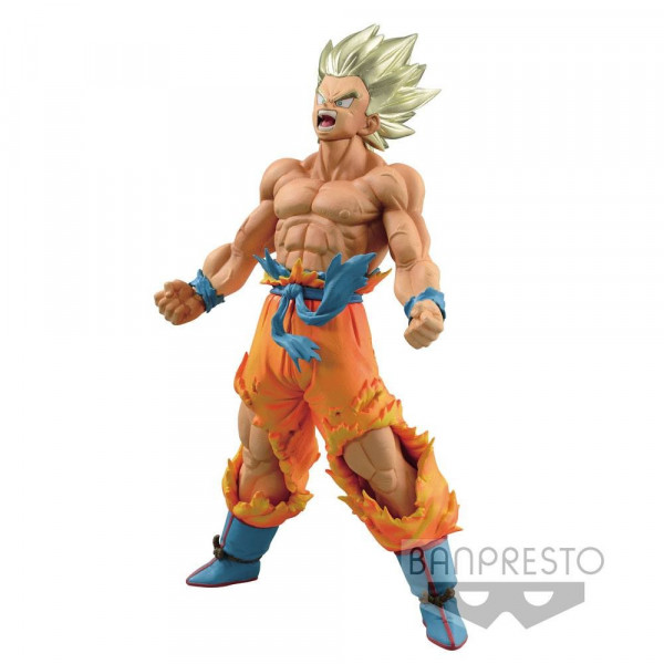 FIGURA SUPER SAIYAN SON GOKU BLOOD OF SAIYANS. DRAGON BALL Z