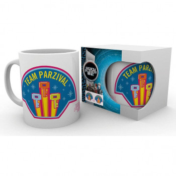 TAZA TEAM PARZIVAL. READY...