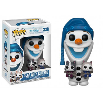 FUNKO POP! 338 OLAF WITH...