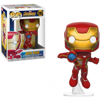 POP! 285 IRON MAN. AVENGERS INFINITY WAR