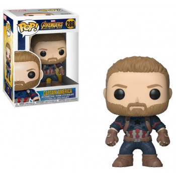 FUNKO POP! 288 CAPTAIN...