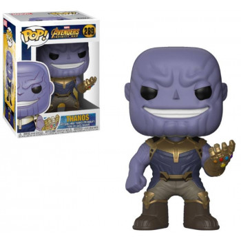 POP! 289 THANOS. AVENGERS INFINITY WAR