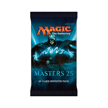 MAGIC - SOBRE 15 CARTAS MASTERS 25 (INGLES)