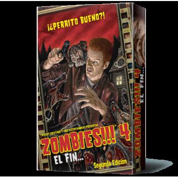 ZOMBIES!!! 4 - EL FIN...