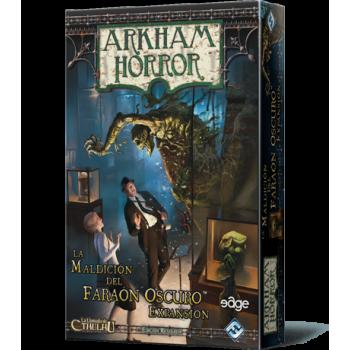 ARKHAM HORROR: LA MALDICION...