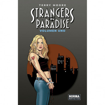 STRANGERS IN PARADISE...
