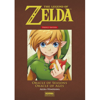 THE LEGEND OF ZELDA PERFECT EDITION ORACLE OF SEASONS / ORACLE OF AGES