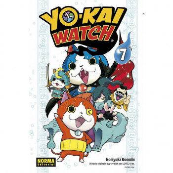 YO KAI WATCH 07