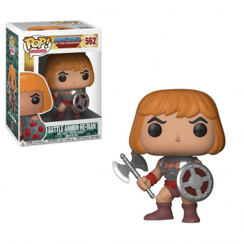 POP! 562 BATTLE ARMOR HE-MAN. HE-MAN MASTERS OF THE UNIVERSE