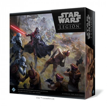 STAR WARS LEGION - CAJA BASICA