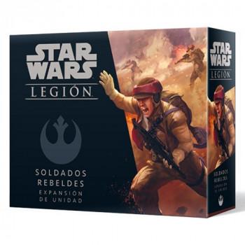 SOLDADOS REBELDES - STAR WARS LEGION