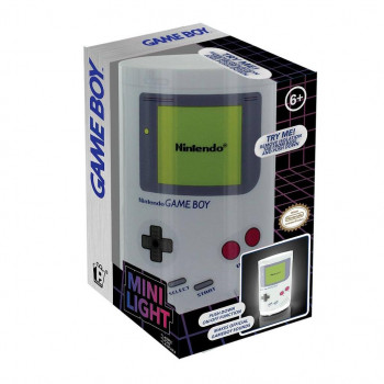 LAMPARA GAME BOY 11cm. NINTENDO