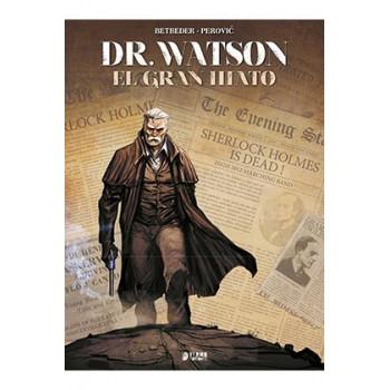 DR WHATSON. EL GRAN HIATO