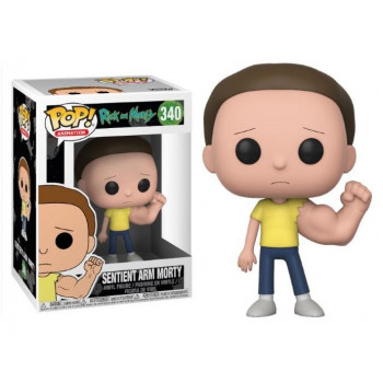 POP! 340 SENTIENT ARM MORTY. RICK Y MORTY